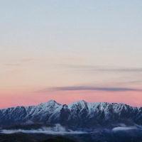 Noam Cohney entered this sunset photo taken in Wanaka, New Zealand.