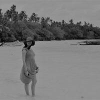 Jess Snir in Vanuatu.