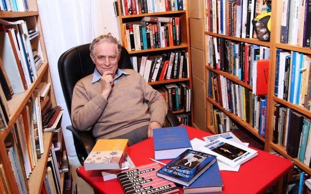 Dr Serge Liberman. Photo: Peter Haskin