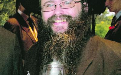 Rabbi Yossi Feldman.