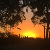 Aviel Tamir entered this sunset photo.