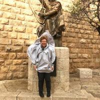Renee Schneider entered this photo taken in Jerusalem.