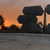 Tanya Kelly entered this sunset photo taken in Jerusalem.