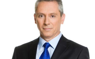 Israeli journalist Alon Ben-David.