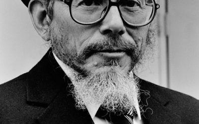Rabbi Sholem Gutnick.