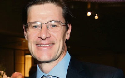 Davidson MP Jonathan O'Dea.