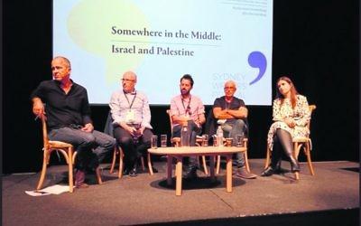The SWF panel. Photo: Twitter