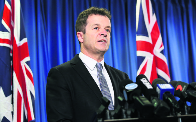 NSW Attorney-General Mark Speakman. Photo: Noel Kessel