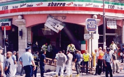 Malki Roth was killed in the attack on the Sbarro restaurant in 2000. Her killers receive stipends from the PA.