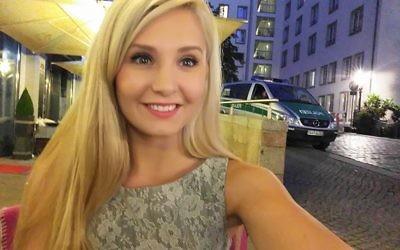 Lauren Southern.