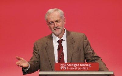 Jeremy Corbyn. Photo: Gareth Fuller/PA Wire