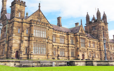 The University of Sydney. Photo: Tvphotos/Dreamstime.com