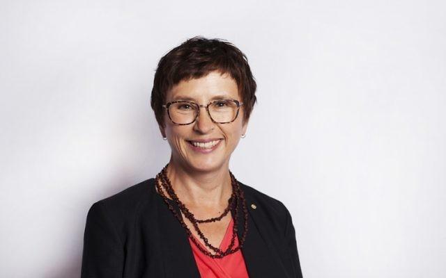 Professor Lisa Jackson Pulver.