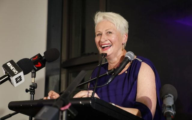 Kerryn Phelps. Photo: AAP Image/Chris Pavlich