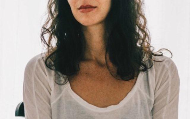 Author Lexi Freiman.