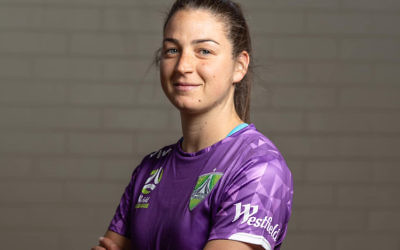 New Canberra United recruit, goalkeeper Melissa Maizels.