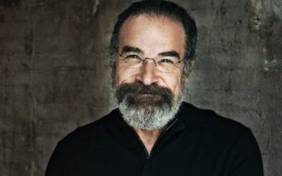 Mandy Patinkin is in Australia for a concert tour.