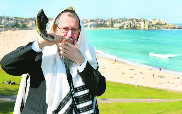 BINA's Rabbi Michoel Gourarie was a signatory to the statement backing Moriah. Photo: Noel Kessel