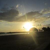 Alex Kats entered this sunset photo taken in Hawaii.