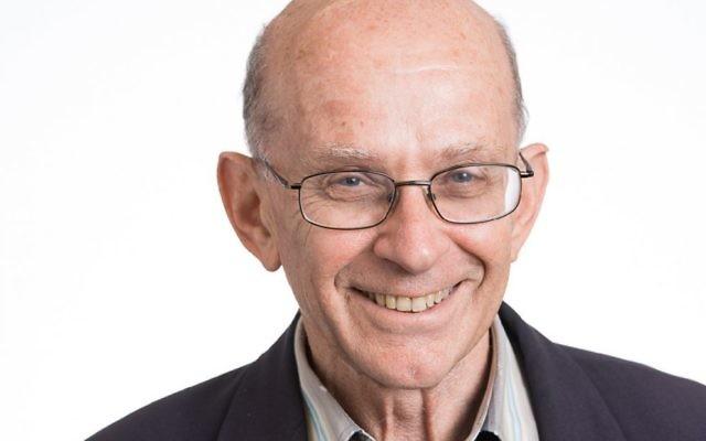 Professor Bernard Tuch.