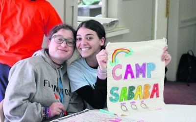 Camp Sababa is one of six organisations receiving new grants from the Wolper Jewish Hospital Health Foundation.