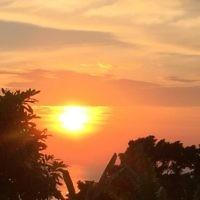 David Fisher entered this photo of sunset over Karon Beach, Phuket.