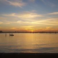 Diane Shonberg entered this sunset photo taken at St Kilda, Victoria.