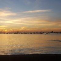 Diane Shonberg entered this sunset photo taken at Elwood, Victoria.