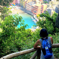 Dov Frazer entered this photo taken in Cinque Terre, Italy.