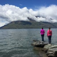 Edward Baral entered this photo of Hayley and Lee Baral in Queenstown, New Zealand.