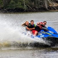 Jason Silverstone entered this holiday photo taken at the Hawkesbury River.