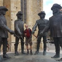 Malcolm Flitman on the 1250km walk along the Camino in France and Spain.
