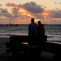 Sue Werman entered this sunset photo taken at Jurien Bay, Western Australia.