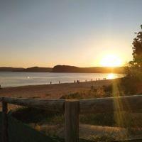 Yoni Franklin entered this sunrise photo.