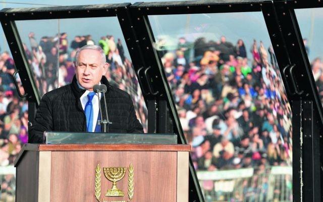 Benjamin Netanyahu. Photo: Kobi Gideon, GPO