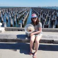 Braham Morris entered this photo of Amanda at Port Melbourne.