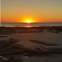 Ilana Ehrenreich entered this sunset photo taken at Cable Beach in the Kimberleys.