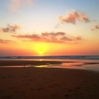 Melissa Morris entered this sunset photo taken at Cape Woolamai.