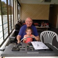 Talia Steinberg entered this holiday photo taken on the Murray River in South Australia.