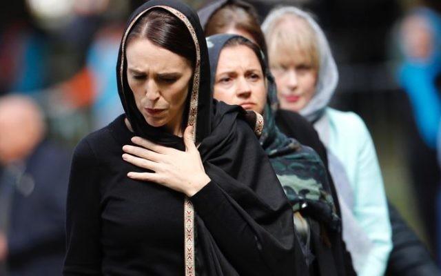 New Zealand Prime Minister Jacinda Ardern. Photo: AP/Vincent Thian