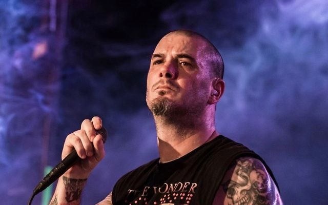 Former Pantera singer Philip Anselmo. Photo: Facebook