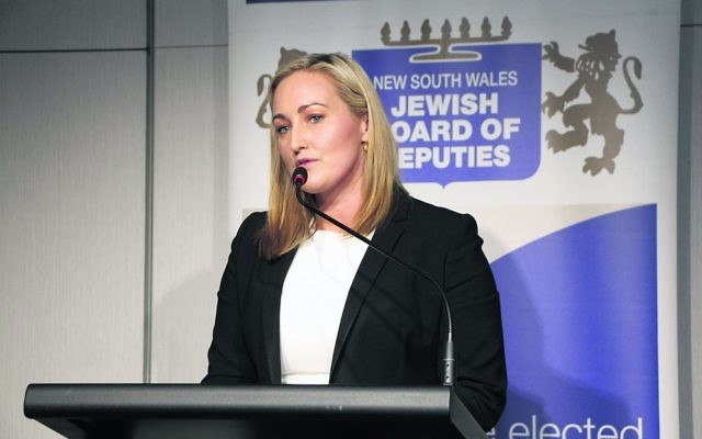 Incoming Coogee MP Marjorie O'Neill. Photo: Gareth Narunsky