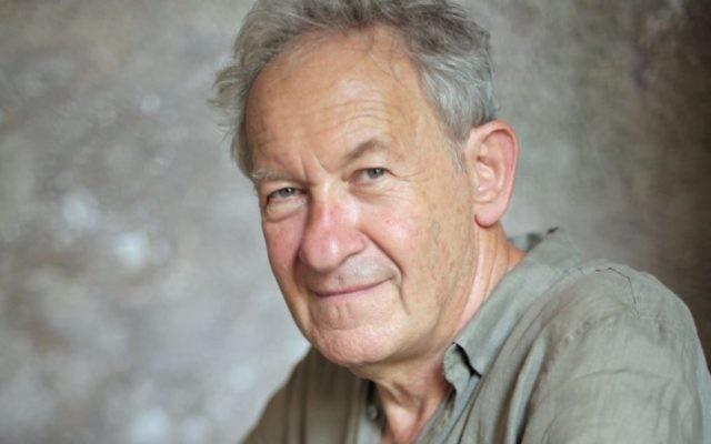 Historian and witty wordsmith Simon Schama.