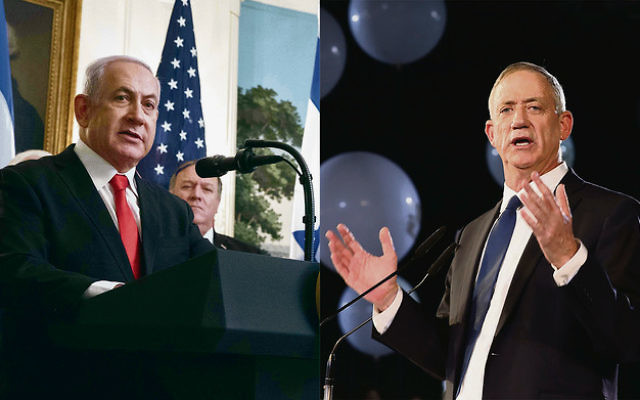 Bibi or Benny? Just days out from the Israeli election, front-runners Benny Gantz and Benjamin Netanyahu are neck and neck.
