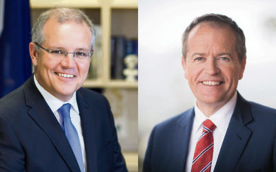 Prime Minister Scott Morrison and Opposition Leader Bill Shorten have made their final pitches to readers of The Australian Jewish News ahead of Saturday's federal election.