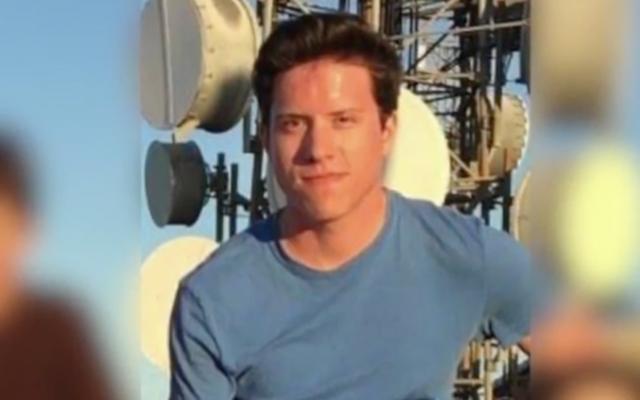 John Earnest (Screenshot from KGTV San Diego)