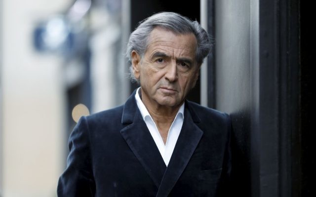 Bernard-Henri Lévy will speak at JCA's annual fundraising event in Sydney on May 26.