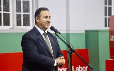 Labor MP Shaoquett Moselmane. Photo: Twitter