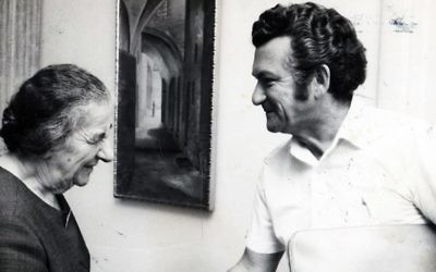 """Bob Hawke described meeting Golda Meir as """"a life-changing experience"""""""