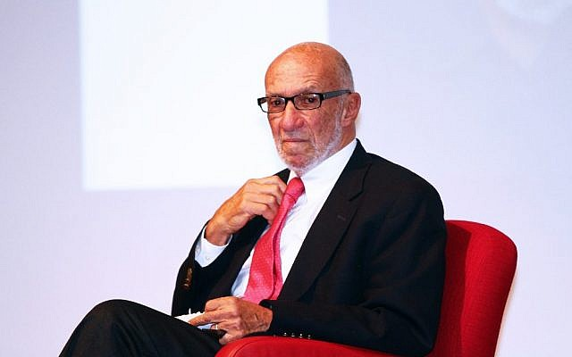 Richard Falk is set to speak in Sydney next month. Photo: Peter Haskin